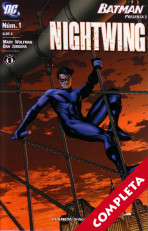 Batman Presenta - Nightwing Vol.1 - Completa -