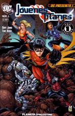 DC Presenta Vol.1 nº 1 - Jóvenes Titanes Vol.2 nº 1