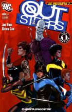 DC Presenta Vol.1 nº 2 - Outsiders Vol.1 nº 1