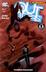 DC Presenta Vol.1 nº 4 - Outsiders Vol.1 nº 2