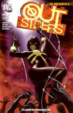 DC Presenta Vol.1 nº 6 - Outsiders Vol.2 nº 3