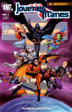 DC Presenta Vol.1 nº 7 - Jóvenes Titanes Vol.2 nº 4