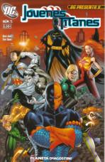 DC Presenta Vol.1 nº 9 - Jóvenes Titanes Vol.2 nº 5