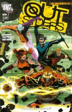 DC Presenta Vol.1 nº 14 - Outsiders Vol.2 nº 7