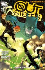 DC Presenta Vol.1 nº 16 - Outsiders Vol.2 nº 8