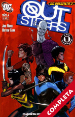 DC Presenta Vol.1 - Outsiders Vol.2 - Completa -