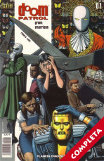 Doom Patrol Vol.1 - Completa -