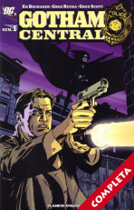 Gotham Central Vol.1 - Completa -