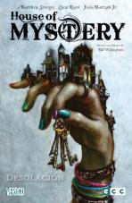 House of Mistery Vol.1 nº 8 - Desolación