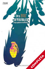 Los Invisibles Vol.1 - Completa -