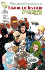 Liga de la Justicia: Generación Perdida Vol.1 nº 3
