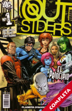Outsiders Vol.1 - Completa -