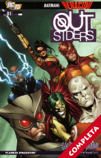 Outsiders Vol.3 - Completa -