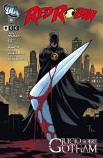 Red Robin Vol.1 nº 6 - Juicio sobre Gotham