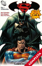 Superman / Batman Vol.2 - Completa -