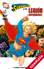 Supergirl y La Legión de Superhéroes Vol.1 - Completa -