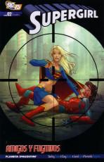Supergirl Vol.2 nº 2 - Amigos y Fugitivos