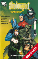 Shadowpact Vol.1 - Completa -