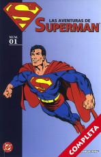 Las Aventuras de Superman Vol.1 - Completa -