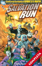 Salvation Run Vol.1 - Completa -