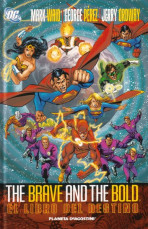 The Brave and The Bold Vol.1 nº 2
