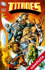Titanes Vol.1 - Completa -