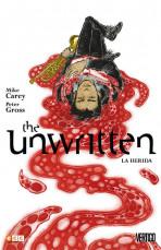 The Unwritten Vol.1 nº 8 - La herida