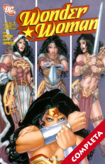 Wonder Woman Vol.3 - Completa -