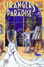 Strangers in Paradise Vol.1 nº 4