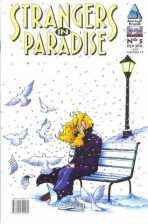 Strangers in Paradise Vol.1 nº 5