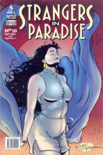Strangers in Paradise Vol.1 nº 10