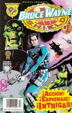 Amalgam - Bruce Wayne: Agente de S.H.I.E.L.D.