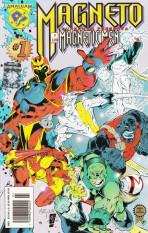Amalgam - Magneto y los Magnetic Men