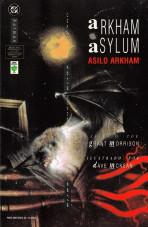 Arkham Asylum - Asilo Arkham
