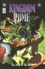 Kingdom Come - Ejemplar Promocional