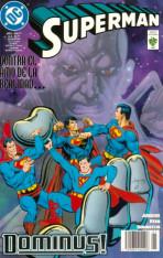Superman contra el Amo de la Realidad