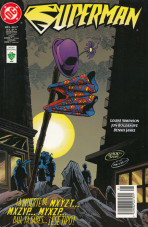 Superman: La Muerte de Mr. Mxyzptlk