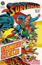 Superman: Panico en el cielo