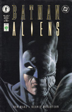 Batman / Aliens Vol.1 nº 1