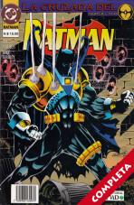 Batman: La Cruzada del Murciélago Vol.1 - Completa -