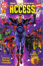 DC / Marvel: All Access Vol.1 nº 1