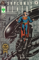 Superman Aliens Vol.1 nº 1