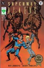 Superman Aliens Vol.1 nº 2
