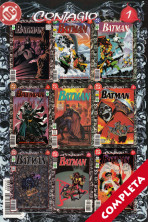 Batman Vol.1 - Contagio - Completa -