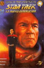 Star Trek: Espacio profundo nueve Vol.1 nº 1