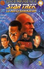 Star Trek: Espacio profundo nueve Vol.1 nº 4