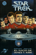 Star Trek Vol.1 nº 1 - El juicio de James T. Kirk