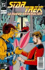 Star Trek: La nueva generación Vol.1 nº 2