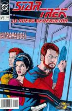 Star Trek: La nueva generación Vol.1 nº 3