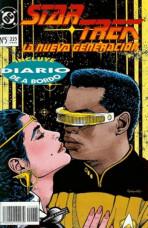 Star Trek: La nueva generación Vol.1 nº 5